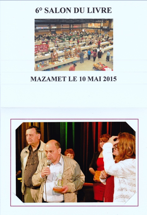 Remise de prix Mazamet 2015