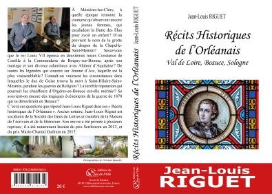 Couverture Récits Historiques